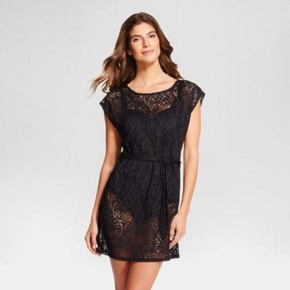 062979e100 Crochet Lace Kaftan Cover Up   Sheet Dress. M 5a5b041561ca10a531c7f9cc